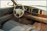 Buick Lesabre Interior on 1985 Buick Lesabre Limited