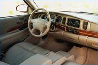 Buick Lesabre Interior on 1999 Buick Lesabre Trunk Lights