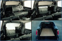 2002 Chevrolet Avalanche Midgate