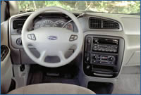 2002 Ford Windstar Review Specs Buying Guide Price Quote