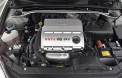 Lexus ES 300 Engine