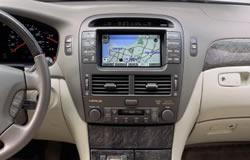 Lexus LS 430 Interior