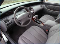2002 toyota avalon review specs buying guide price quote. Black Bedroom Furniture Sets. Home Design Ideas