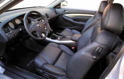 2003 Acura Type on 2003 Acura Cl Type S Interior