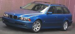 2003 BMW 525i Sport Wagon  Specs