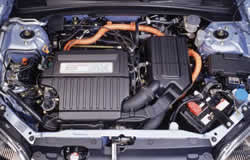 Honda Civic Hybrid Engine