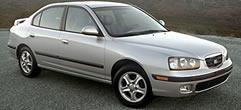 Hyundai elantra gt 2003
