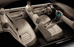 2003 Jaguar X Type Interior