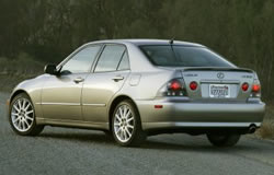 2003 Lexus IS 300 Sedan
