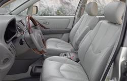 2003 Lexus RX 300 Interior