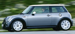 2003 Mini Cooper S  Specs Specifications Data