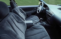 2004 Chevy Cavalier Interior