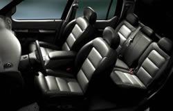 2004 Ford Explorer Sport Trac Interior