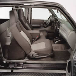 ford ranger interior - 2002 Ford Ranger Interior