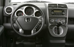 2004 Honda Element Dashboard