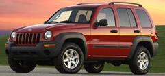 2004 Jeep Liberty Specs Info