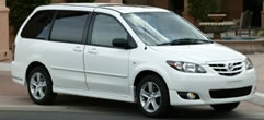 2004 mazda mpv specs info. Black Bedroom Furniture Sets. Home Design Ideas