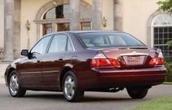 2004 toyota avalon photo pictures pics new cars com