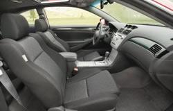 Toyota Camry Solara Interior