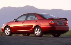 2004 Toyota Camry Photo Pictures Pics