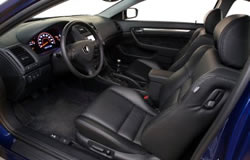 2005 Honda Accord Coupe Interior