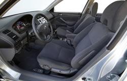 2005 Honda Civic Hybrid Interior