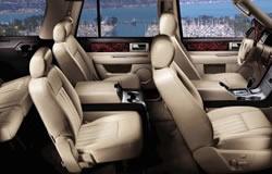 2005+lincoln+navigator+interior