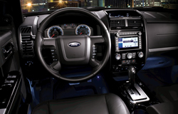 2009 Ford Escape. Ford Escape insturment panel with SYNC and ambient lighting & 2009 Ford Escape - Photos Pics Gallery azcodes.com