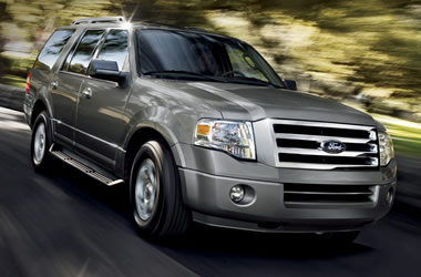 2012 Ford Expedition - Specs