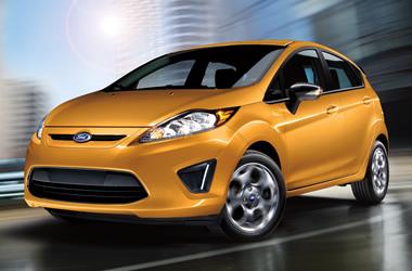 2012 Ford Fiesta - Specs