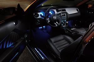 2012 Ford Mustang GT Interior