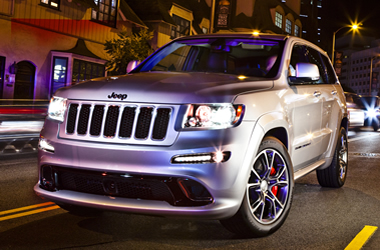 2012 Jeep Grand Cherokee Srt8 Specs