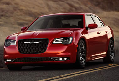 Chrysler 300c specs