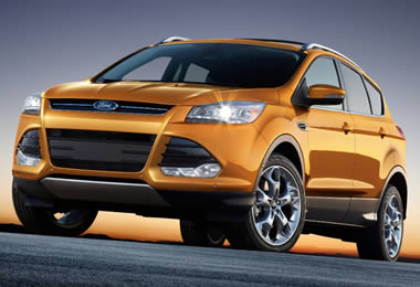 2016 Ford Escape Specs