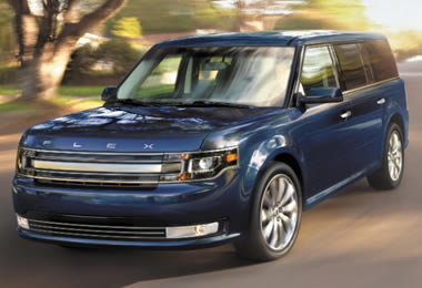 2016 Ford Flex Specs Engine Data Curb Weight And Trailer Towing