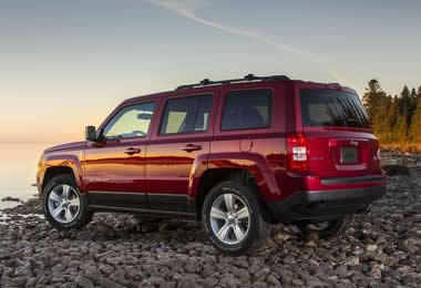 2016 jeep patriot sport manual