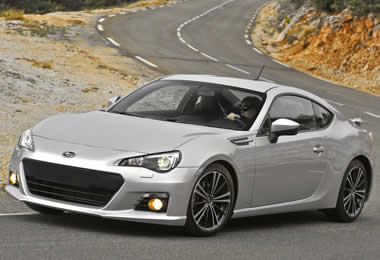 2016 Subaru Brz Specs Engine Data Curb Weight And Trailer Towing