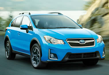2016 Subaru Crosstrek Specs Engine Data Curb Weight