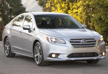 2016 Subaru Legacy Specs Engine Data Curb Weight New Cars Com