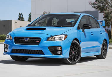 2016 Subaru WRX STI - Specs, Engine Data, Curb Weight | New-cars.com