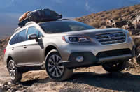 2016 Subaru Outback Specs Engine Data Curb Weight And