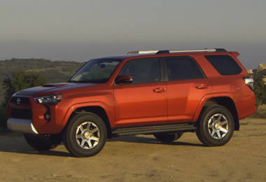 2016 Toyota 4Runner  Specs Engine Specifications Curb Weight