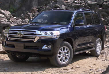 2016 Toyota Land Cruiser Specs Engine Specifications Curb Weight