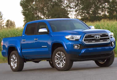Toyota Tacoma Dimensions >> 2016 Toyota Tacoma Specs Engine Specifications Curb